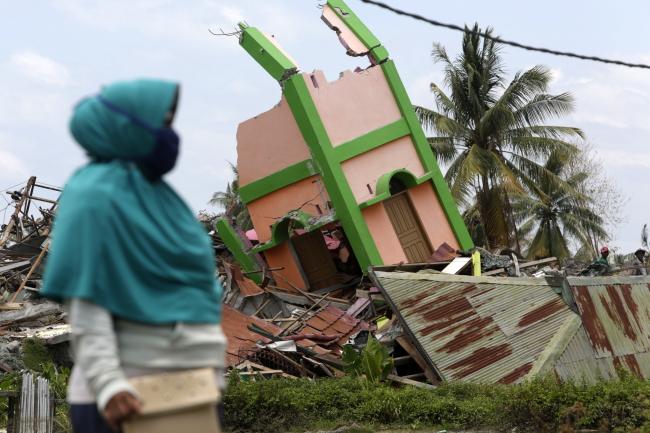 Палякі зьбіраюць грошы для пацярпелых ад землятрусу ў Інданэзіі.