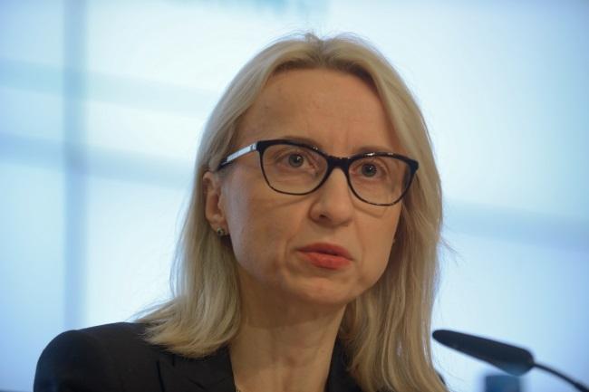 Teresa Czerwińska. Photo: PAP/Jakub Kamiński