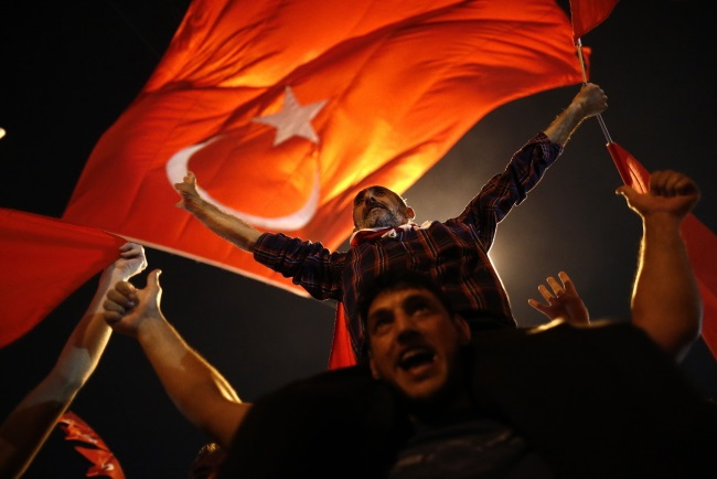 Turkey coup: Map shows full scale of President Erdogan's purge