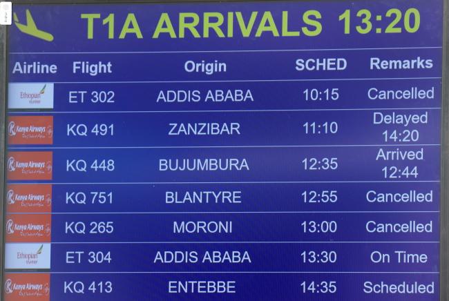 Катастрофа літака в Ефіопії. Ніхто не вижив