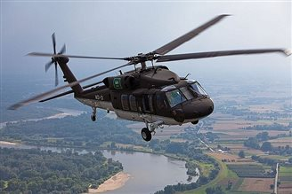 Polish army to purchase Black Hawk helicopters?