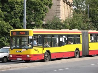Smelly passengers may be ordered off Warsaw public transport