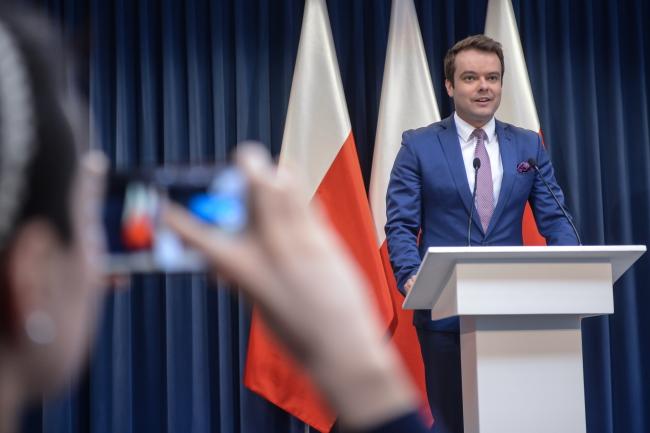 Речник польського уряду Рафал Бохенек, 20 березня 2017 року