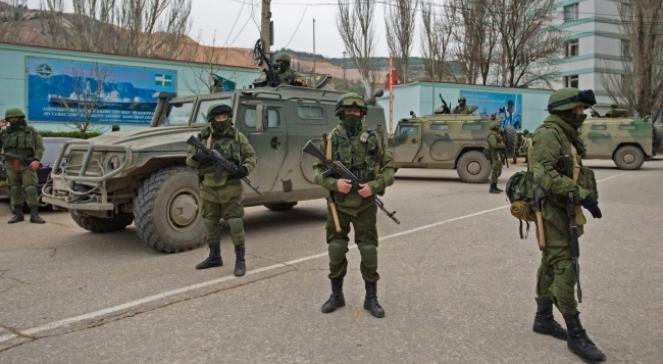 Wojska rosyjskie na Krymie