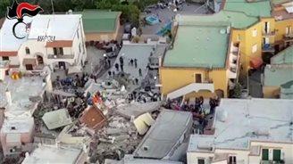 Італія: дзьве сьмяротныя ахвяры землятрусу, 39 параненых