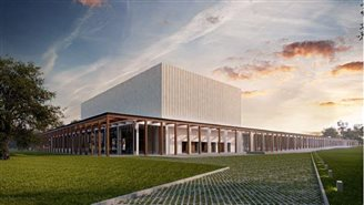 Penderecki European Music Centre opens