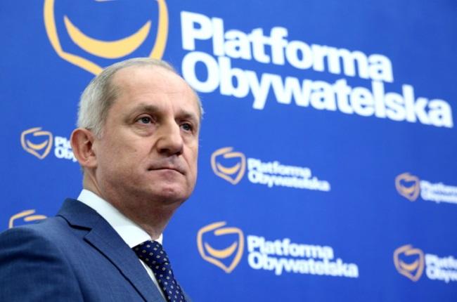 Sławomir Neumann. Photo: PAP/Leszek Szymański