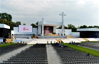 Polish Pavilion launched to mark WYD