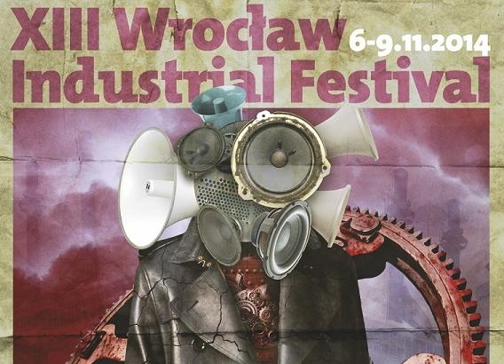 Фрагмент афиши 13-го Индустриального фестиваля во Вроцлаве