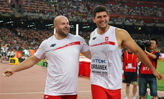 Gold and bronze in Beijing for Poland