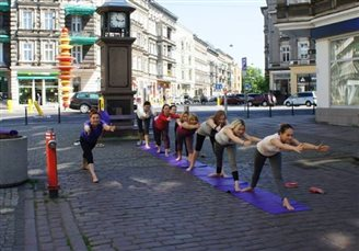Poland celebrates Yoga Day