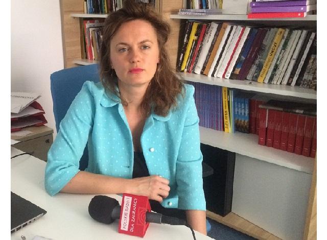 Monika Grochowska, Instytut Adama Mickiewicza
