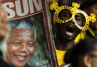 World remembers Nelson Mandela
