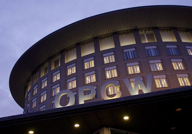 OPCW headquarters. Photo: OPCW  (CC BY-NC 2.0)