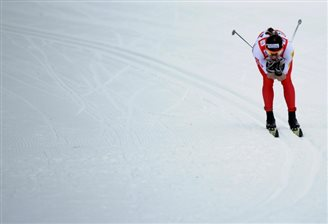 Kowalczyk fourth in Hochfilzen