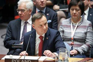 Polska apeluje w ONZ o przestrzeganie prawa międzynarodowego