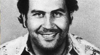 My father, Pablo Escobar