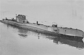 Searching for the lost legendary WW2 submarine ORP Orzeł