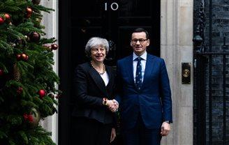 Премьер обещает сохранить хорошие отношения с Великобританией после брексита