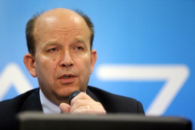 Health Minister Konstanty Radziwiłł. Photo: PAP/Leszek Szymański
