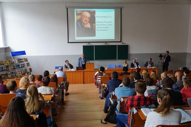 Polsko-ukraińska konferencja w Stanisławowie