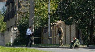 Взрыв в Донецке: ранен министр т. н. ДНР