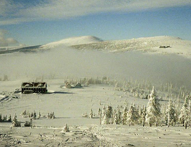 Sudety mountain range. How about here then? Photo: commons.wikimedia.org
