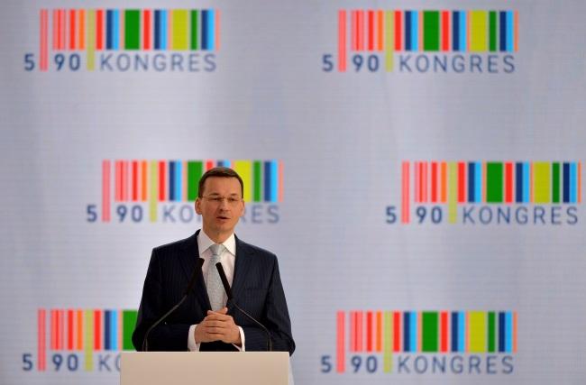 Mateusz Morawiecki. Photo: PAP/Darek Delmanowicz