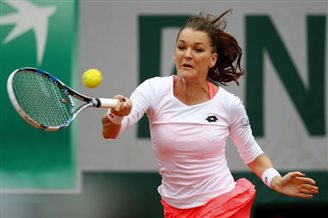Tennis: Radwańska out of French Open