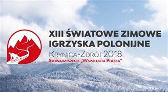 XIII Światowe Zimowe Igrzyska Polonijne w Krynicy
