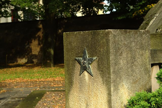 A monument in Krosno, southwestern Poland. Photo: Aktron/Wikimedia Commons (CC BY 3.0)