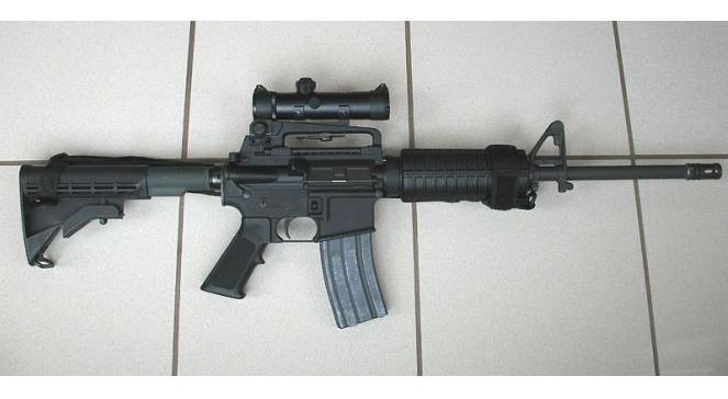 Karabin AR-15