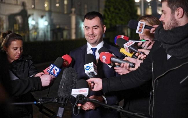 Пресс-секретарь президента Польши Блажей Спыхальский