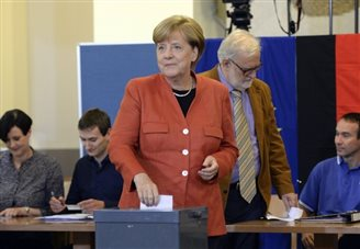 Poland reacts to German parliamentary election results