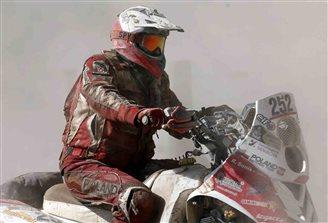 OFFSIDE :: Sonik makes historic Dakar victory