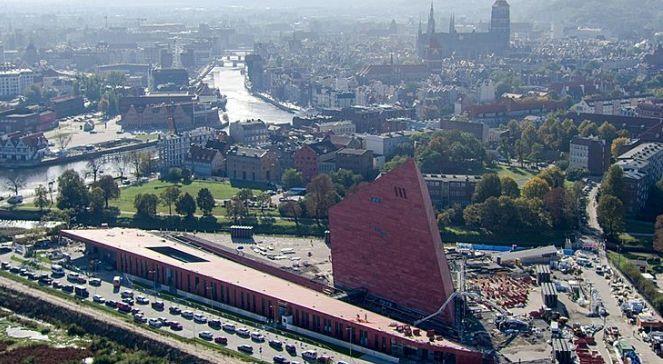 Будівництво Музею Другої світової війни у Ґданську