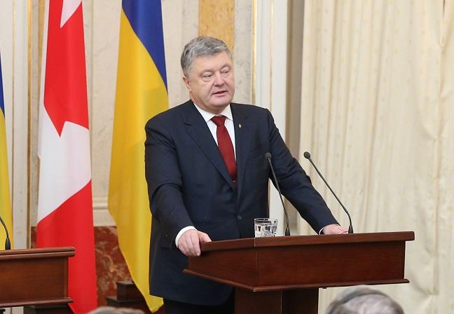 Petro Poroshenko. Photo: Presidential Administration of Ukraine/Wikimedia Commons (CC BY 4.0)