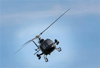 Polish military chopper crashes in Italy, all aboard survive: report