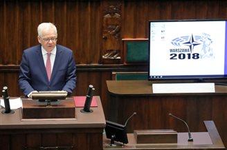 Глава МЗС Польщі: Відносини з Росією залишаються в глибокій кризі