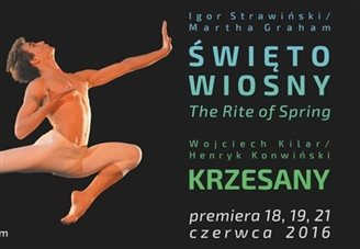 HIGH NOTE :: Rite of Spring/Krzesany