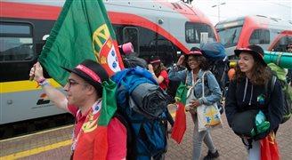 Deutsche pilgern zum Weltjugendtag