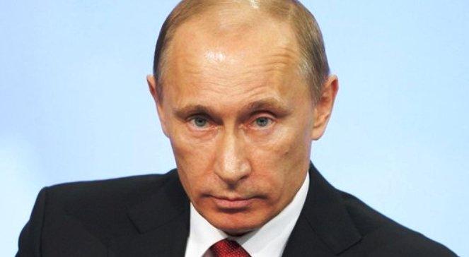 Präsident der Russischen Föderation Wladimir Putin