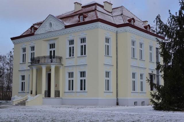 Muzeum Gombrowicza we Wsoli