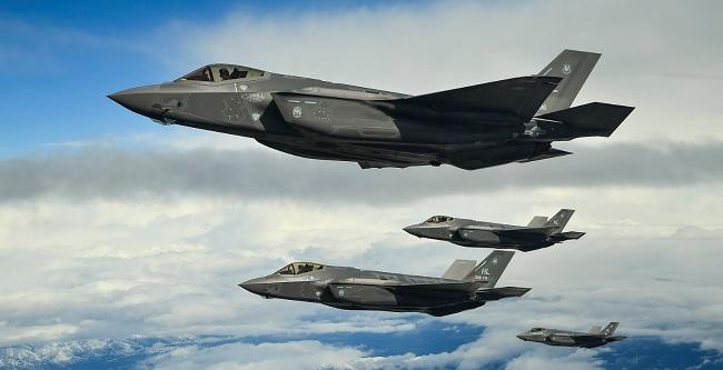 F-35 американских ВВС