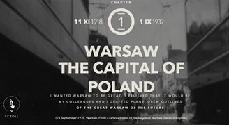 Warsaw website to win Webby award?