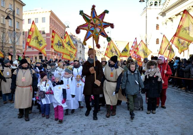 Варшавська хода Свята Богоявлення