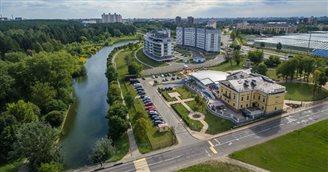 У Менску знойдзены палац Радзівілаў (ФОТА)