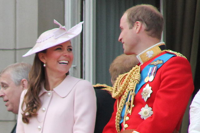The Duchess and Duke of Cambridge. Photo: Carfax2/Wikimedia Commons (CC BY-SA 3.0)