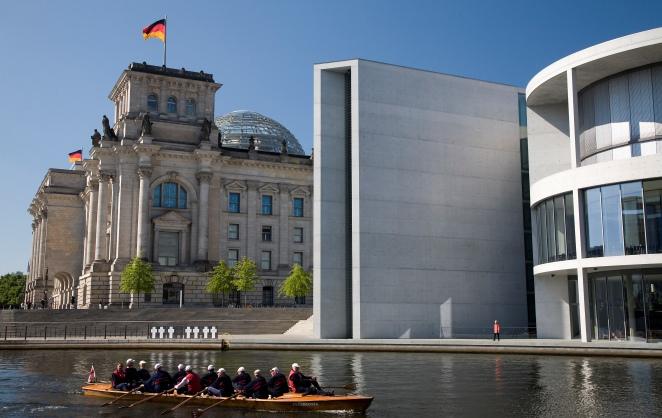 Бундестаг у Берліні