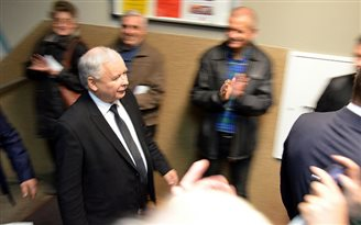 Jarosław Kaczyński for good neighbourship with Germany: Bild
